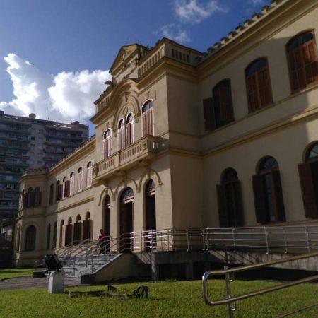 Museu de Pesca, em Santos