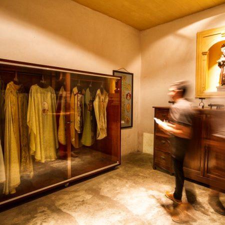 Museu de Arte Sacra, em Santos