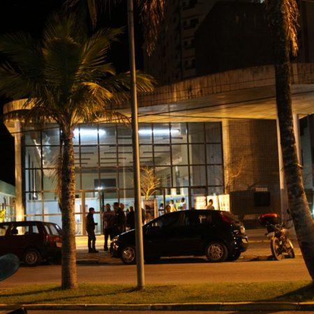 Centro Cultural Raul Cortez, em Mongaguá