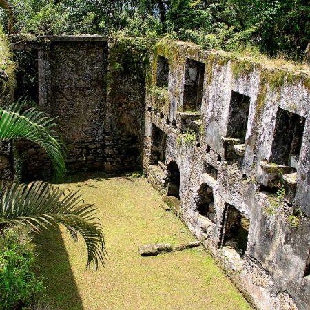 Convento Nossa Senhora da Conceição, em Itanhaém