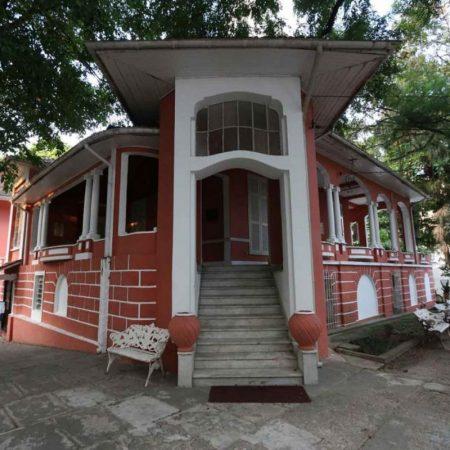 Casa do Barão, em São Vicente