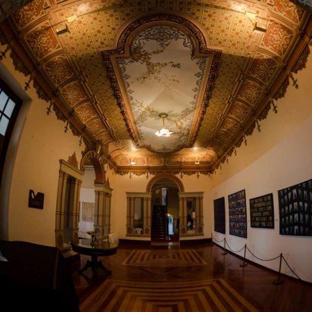 Pinacoteca Benedicto Calixto, em Santos