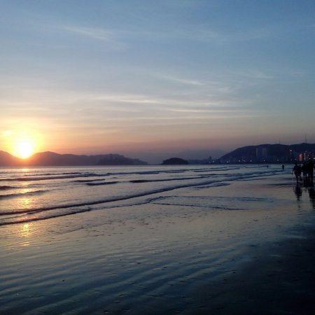 Mar de Santos - Revista Nove - Foto Escolha Viajar