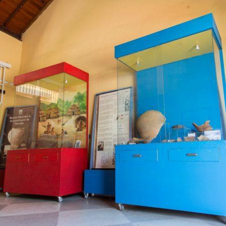 9) Museu Histórico e Arqueológico, em Peruíbe