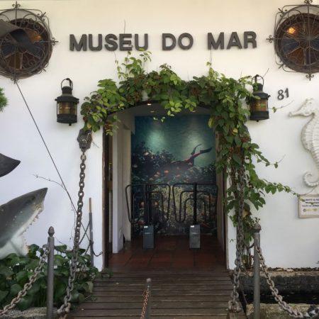 Museu do Mar, em Santos