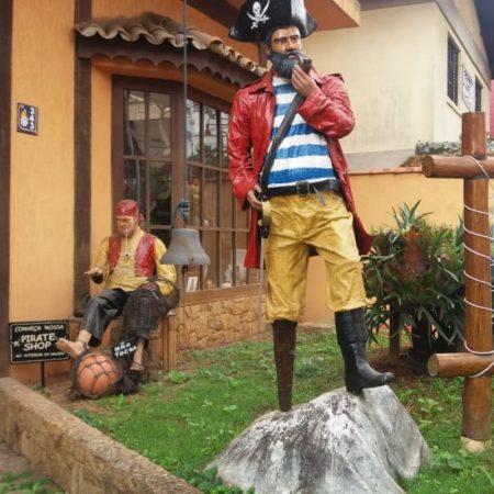 5) Museu Marítimo, em Santos