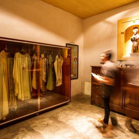3) Museu de Arte Sacra, em Santos