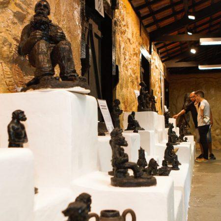 6) Casa da Cultura Afro-brasileira, em São Vicente