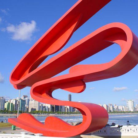 Monumento Tomie Ohtake (Santos)