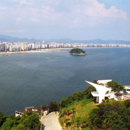 Memorial Niemeyer (São Vicente)