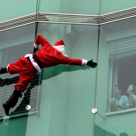 Princesas e Papai Noel - Revista Nove - Foto Reuters2