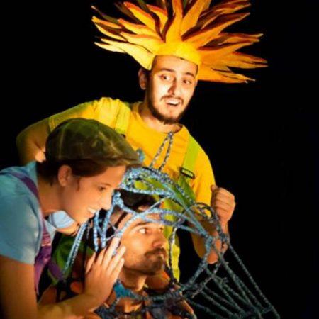 Curso de teatro em Santos - Revista Nove - Foto Fausto Franco
