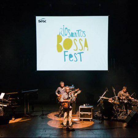 Palco Rio Santos Bossa Fest 2017 - 2 - Crédito Kelly Petraglia