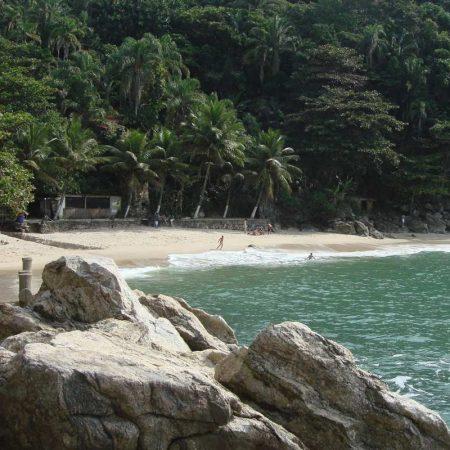 Como ir à Praia do Éden no Guarujá?
