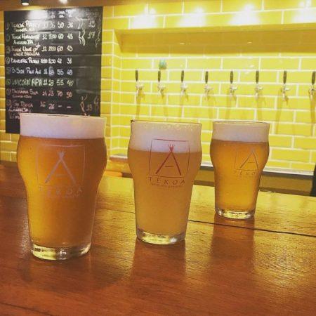 Tekoá Cervejaria (Santos)