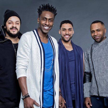 Sorriso Maroto + Grupo Pixote