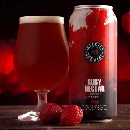 Ruby Nectar, da Infected Brewing