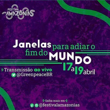 Festival AmazôniaS Online